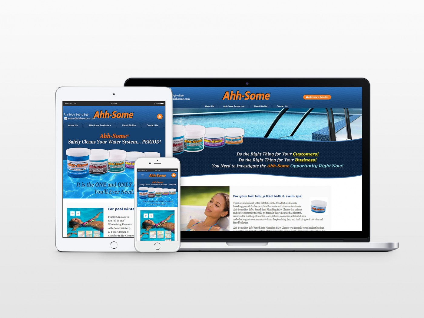 ahhsome-website