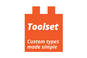 Toolset, Advanced custom post types for WordPress